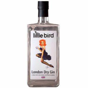 Little Bird –  Small Batch – London Dry Gin – 70cl