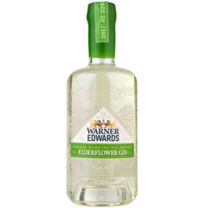 Warner Edwards – Elderflower Gin – 70cl