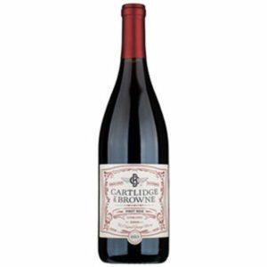 Cartlidge & Browne Pinot Noir 2018