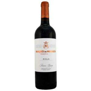 Murrieta Tinto Reserva Rioja 2015